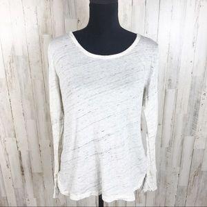 Lou & Grey Long Sleeve Tee Shirt Pullover Top L